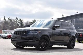 Used 2020 Land Rover Range Rover HSE for sale in Thornhill, ON
