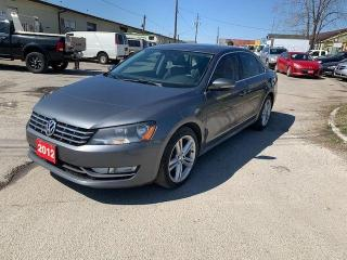 Used 2012 Volkswagen Passat 2.0 TDI DSG Highline,No Accidents,Clean Int,Must C for sale in Ajax, ON
