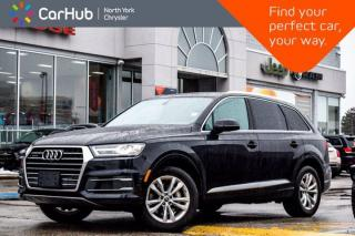 Used 2017 Audi Q7 3.0T Progressiv Panoramic Sunroof Navigation 360 Camera 7 passenger AWD Heat Seats/Steering for sale in Thornhill, ON