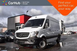 Used 2016 Mercedes-Benz Sprinter Cargo Vans Backup Camera Bluetooth Power Windows Cruise Control for sale in Thornhill, ON