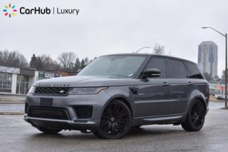 Used 2018 Land Rover Range Rover Sport DYNAMIC for sale in Thornhill, ON