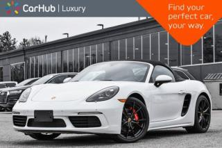 Used 2018 Porsche Boxster 718 S for sale in Thornhill, ON