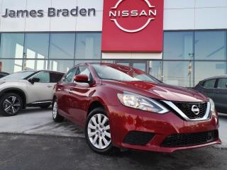 Used 2019 Nissan Sentra SV for sale in Kingston, ON