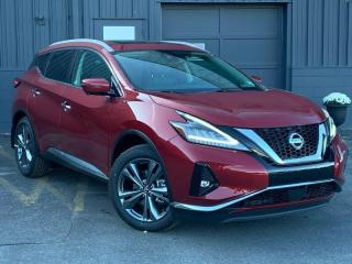 New 2020 Nissan Murano Platinum for sale in Kingston, ON