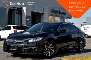 Used 2016 Honda Civic Sedan EX.Sunroof.Backup Cam.Bluetooth.Intellignt Safety. for sale in Thornhill, ON