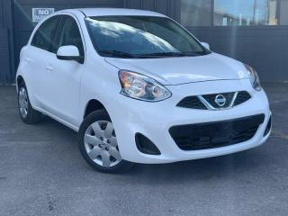 New 2019 Nissan Micra SV for sale in Kingston, ON