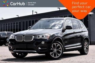 Used 2015 BMW X3 xDrive35i for sale in Thornhill, ON