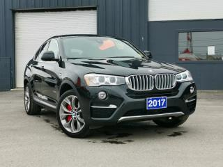 Used 2017 BMW X4 xDrive28i for sale in Kingston, ON