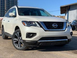 New 2020 Nissan Pathfinder Platinum for sale in Kingston, ON