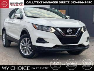 New 2020 Nissan Qashqai S AWD S for sale in Kingston, ON
