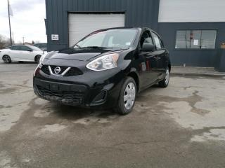 New 2019 Nissan Micra S for sale in Kingston, ON