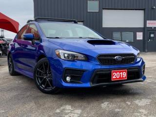Used 2019 Subaru WRX Sport-tech for sale in Kingston, ON