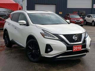 Used 2019 Nissan Murano Platinum for sale in Kingston, ON