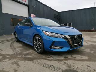 New 2020 Nissan Sentra SR for sale in Kingston, ON
