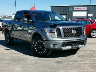 Used 2019 Nissan Titan Pro-4X for sale in Kingston, ON