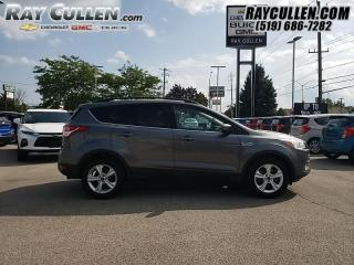 Used 2014 Ford Escape SE  - Certified - Bluetooth -  Heated Seats for sale in London, ON