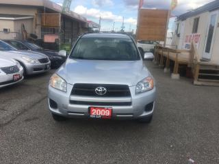 Used 2009 Toyota RAV4 BASE for sale in Etobicoke, ON