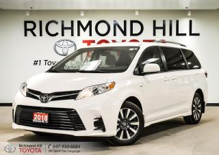 Used 2018 Toyota Sienna 5dr LE 7-Pass AWD for sale in Richmond Hill, ON