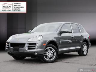 Used 2008 Porsche Cayenne Base for sale in Scarborough, ON
