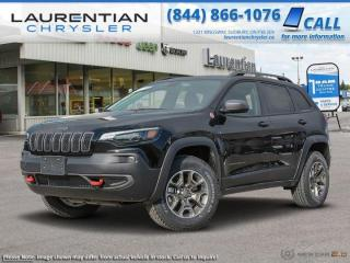 Used 2020 Jeep Cherokee Demo | Trailhawk for sale in Sudbury, ON