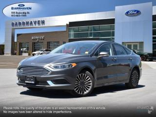 Used 2018 Ford Fusion SE for sale in Ottawa, ON