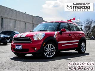 Used 2011 MINI Cooper Countryman Base for sale in Burlington, ON
