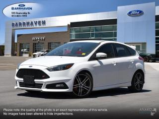Used 2016 Ford Focus ST for sale in Ottawa, ON