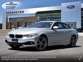 Used 2016 BMW 4 Series 428i xDrive for sale in Ottawa, ON
