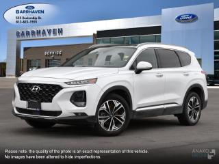 Used 2019 Hyundai Santa Fe Ultimate for sale in Ottawa, ON
