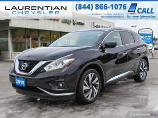 Used 2018 Nissan Murano Platinum!!  HEATED & COOLED SEATS!!  NAVIGATION!! for sale in Sudbury, ON