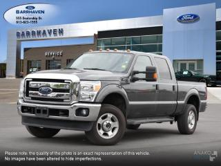 Used 2016 Ford F-250 Super Duty SRW XLT for sale in Ottawa, ON
