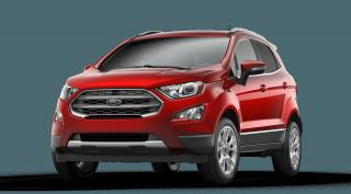 New 2020 Ford EcoSport Titanium for sale in Ottawa, ON