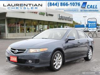 Used 2008 Acura TSX !!  HEATED SEATS!!  DUAL CLIMATE CONTROL!! for sale in Sudbury, ON