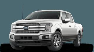 New 2020 Ford F-150 Lariat for sale in Ottawa, ON