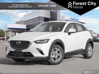 New 2020 Mazda CX-3 GS for sale in London, ON