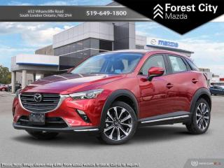 New 2020 Mazda CX-3 GT for sale in London, ON