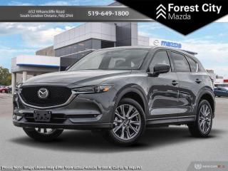 New 2020 Mazda CX-5 GT w/Turbo for sale in London, ON