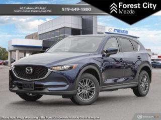 Used 2020 Mazda CX-5 Demo I GS for sale in London, ON