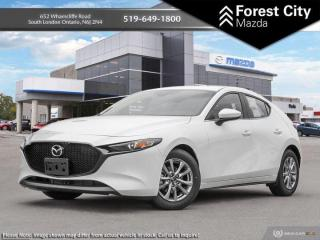 New 2020 Mazda MAZDA3 Sport GX | 2020 MODEL YEAR CLEAR OUT for sale in London, ON