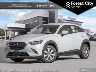 New 2019 Mazda CX-3 GX | CERAMIC METALLIC | BLUETOOTH | SMART DEVICE INTEGRATION | AWD for sale in London, ON
