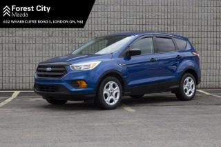 Used 2017 Ford Escape S PACKAGE,FRONT WHEEL DRIVE, AUTOMATIC for sale in London, ON