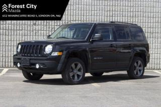 Used 2015 Jeep Patriot AS-IS, High Altitude,LEATHER,SUNROOF, for sale in London, ON