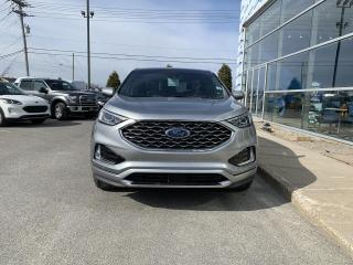 Used 2020 Ford Edge Titanium Traction Intégrale 301A Ensembl for sale in St-Eustache, QC