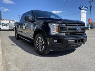 Used 2020 Ford F-150 XLT cabine SuperCrew 4x4 V6 3.5L 302A Sp for sale in St-Eustache, QC