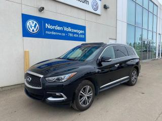 Used 2016 Infiniti QX60 NAVI / SUNROOF / 360 CAM for sale in Edmonton, AB