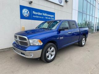 Used 2017 RAM 1500 5.7 HEMI SLT CREW CAB 4X4 for sale in Edmonton, AB