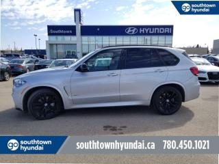 Used 2017 BMW X5 MSPORT/2 SETS OF TIRES/LOADED for sale in Edmonton, AB