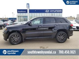 Used 2018 Jeep Grand Cherokee OVERLAND/5.7L HEMI/UPGRADED PREFERRED & AUDIO PACKAGE for sale in Edmonton, AB