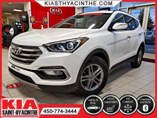 Used 2017 Hyundai Santa Fe Sport Premium ** CAMÉRA DE RECUL / MAGS for sale in St-Hyacinthe, QC