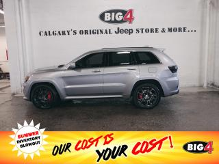 Used 2015 Jeep Grand Cherokee SRT 4WD for sale in Calgary, AB